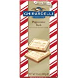 Ghirardelli 薄荷树皮 3.5 Ounce (Pack of 4)