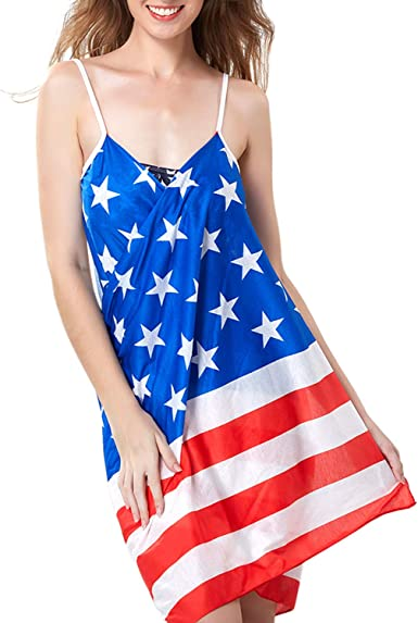 National Pride 4th of July Hoodie Independence Day USA Flag Bow Tie