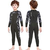 Gogokids Dziecięcy kombinezon mokry chłopcy dziewczęcy neoprenowy strój kąpielowy - dzieci osłona wysypki jednoczęściowy…