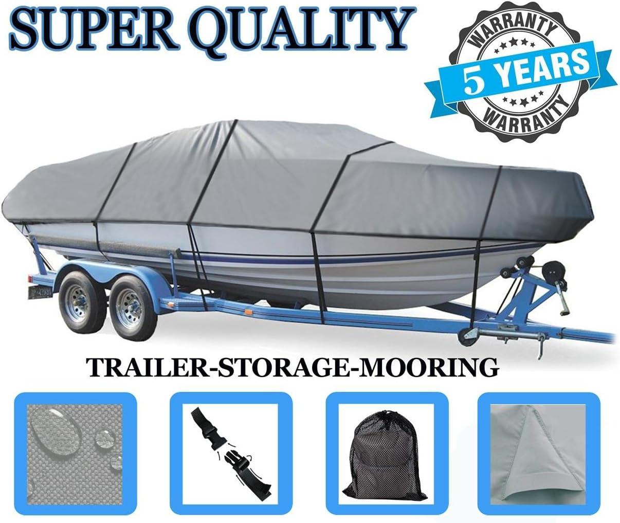 SBU Boat Cover for Northwood 1457/1467 Fisherman All Years Heavy-Duty 712rVEsp5yLSL1217_