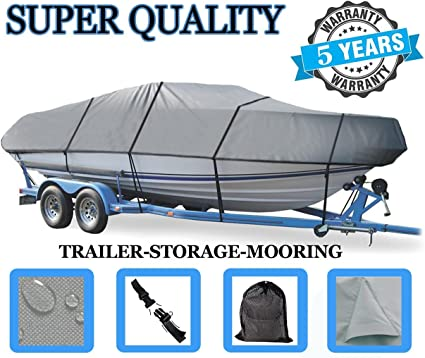 BOAT COVER CHAPARRAL 210 SSi NO TOWER 2003 2004 2005 2006 2007 2008 2009