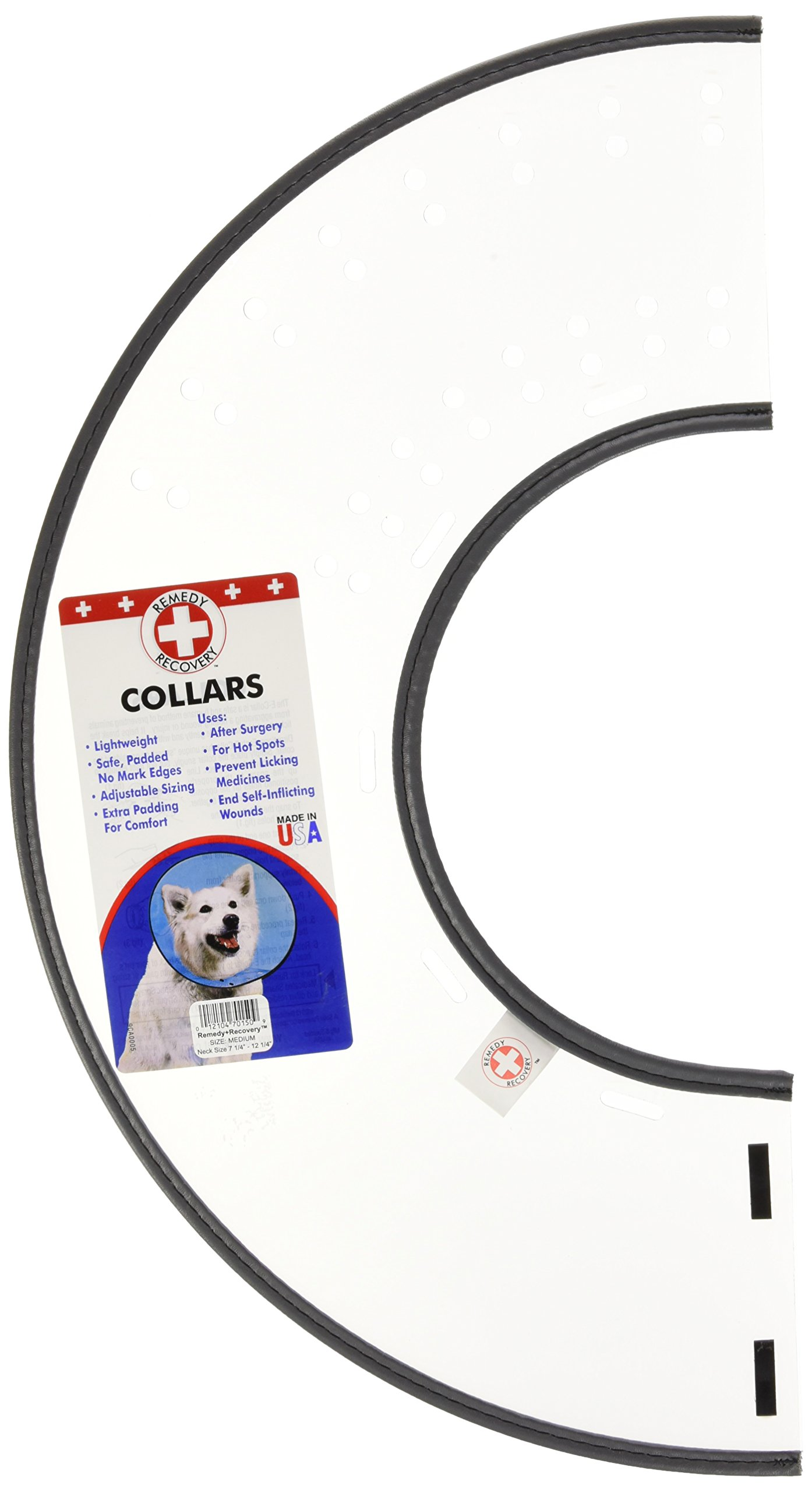 Remedy + Recovery E-Collar Colors Vary MEDIUM