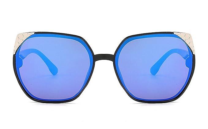 Beydodo Gafas Sol de Mujer Gafas Sol Mujer Aviador ...