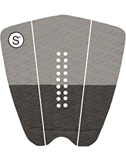 SYMPL Surfboard Traction Pad • 3 Pieces • Maximum Grip, 3M Adhesive for Surfboard,