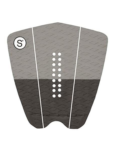 9d7d3c03fb5a SYMPL Surfboard Traction Pad • 3 Pieces • Maximum Grip, 3M Adhesive for  Surfboard,