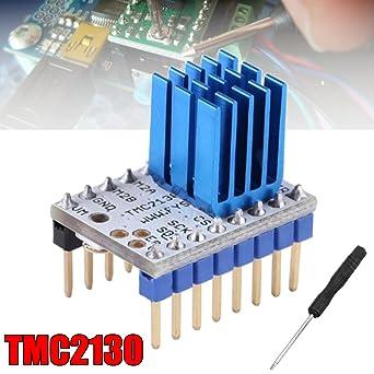 TMC2130 - Motor paso a paso con disipador de calor y ...