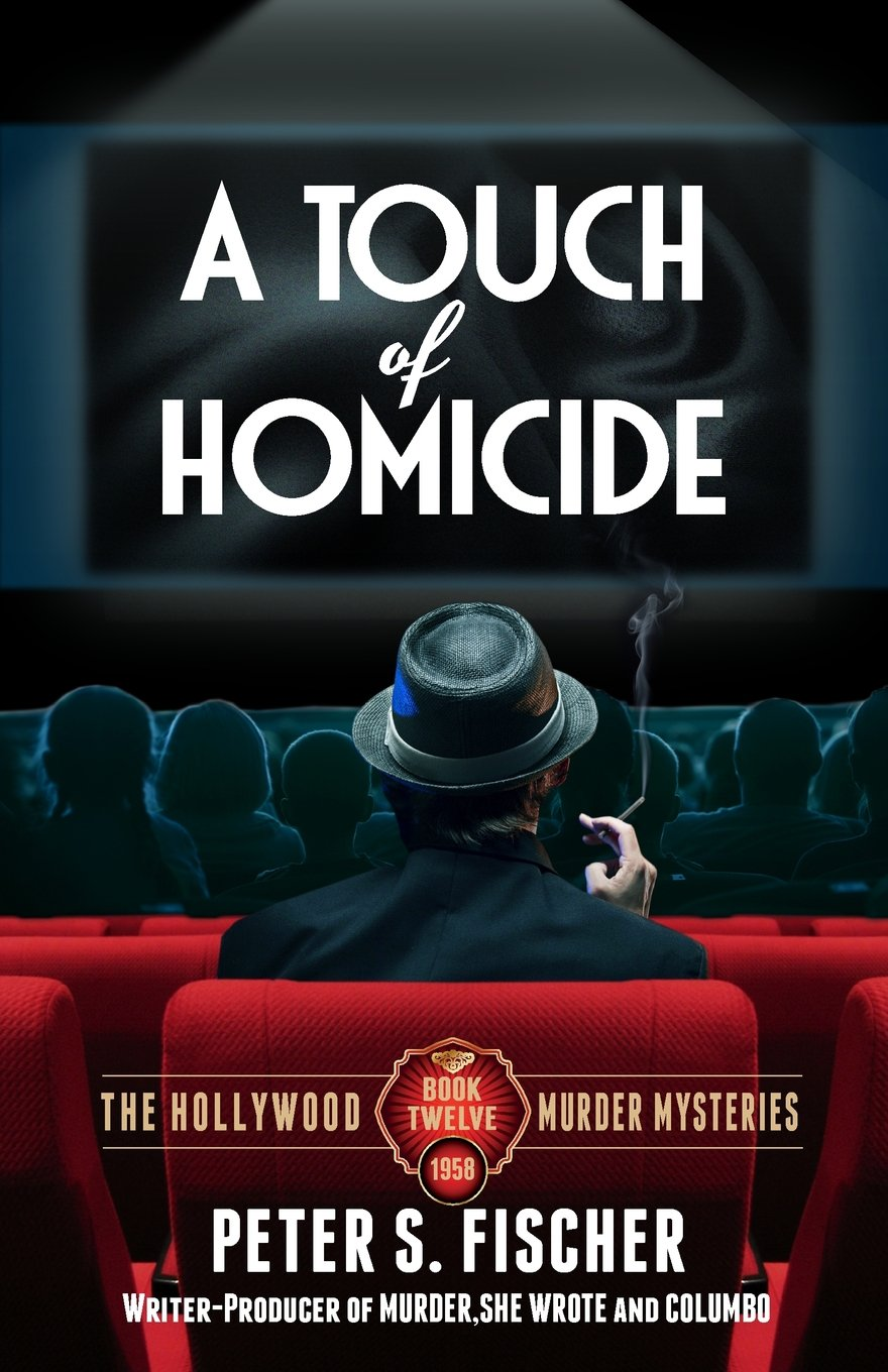 Download A Touch of Homicide (The Hollywood Murder Mysteries) (Volume 12) PDF