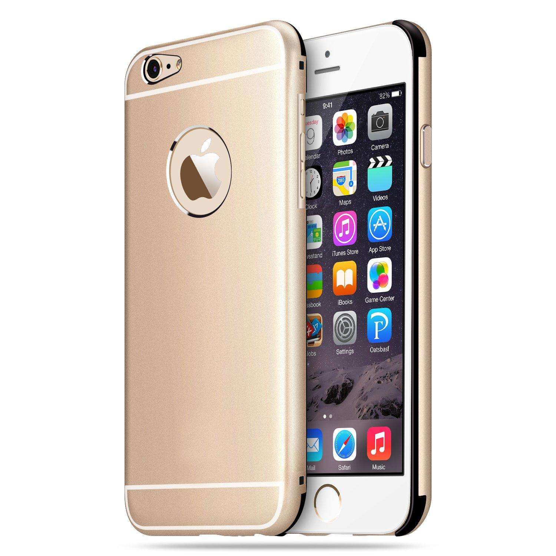 VAPIAO iPhone 6Plus 6sPlus Hülle AluBack Luxus Amazon puter & Zubehör
