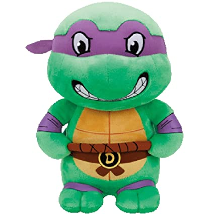 Amazon.com: T&Y TY Donatello Teenage Mutant Ninja Turtles ...