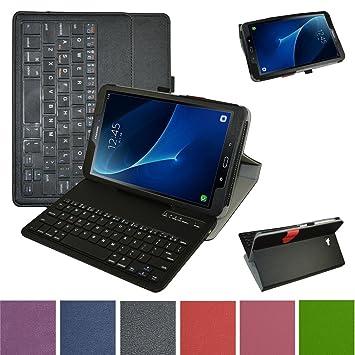 custodia tastiera galaxy tab a6