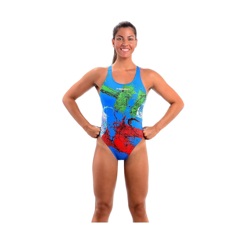 Costume Olimpionico Donna Head Jack