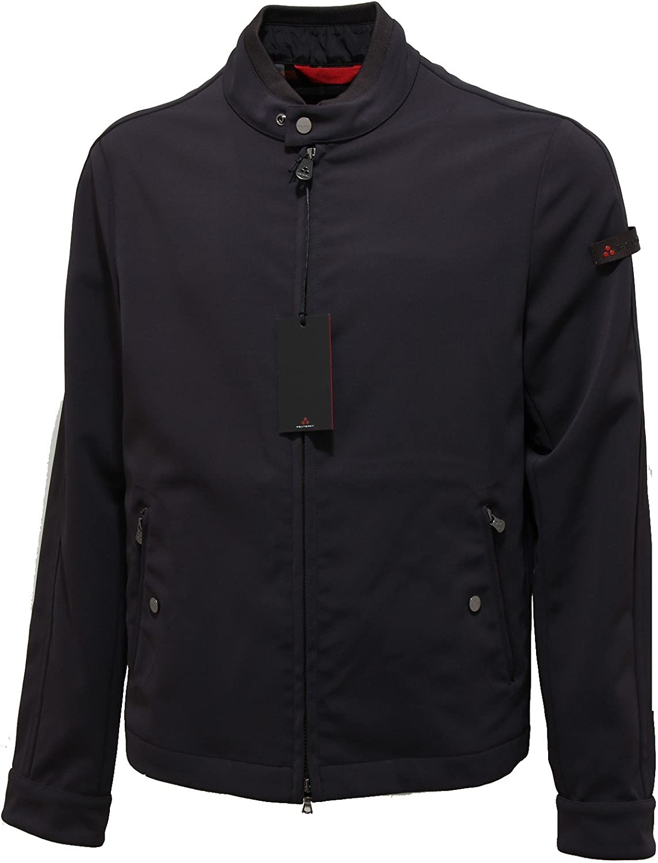 Peuterey 5864L Giubbotto Uomo Blu Jim Giubbino Giubbotti Jackets Coats Men
