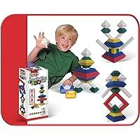 Wedgits Imagination Building Block 15 Piece Set