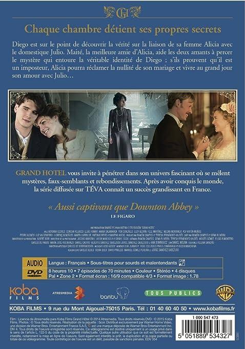 Amazon Com Grand Hotel Saison 4 Movies Tv