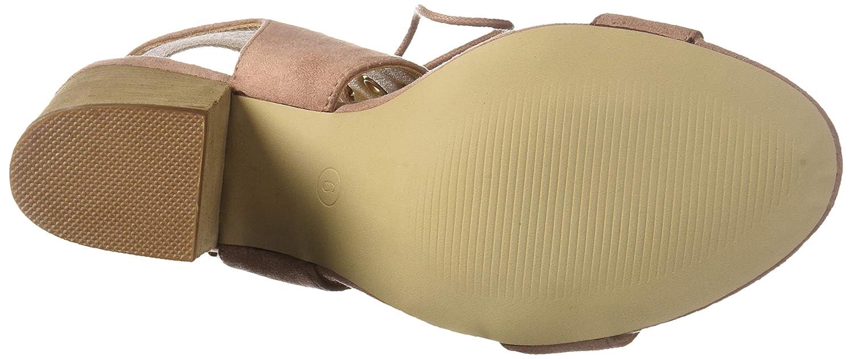850f9637f3d Yellow Shoes KOFA Womens Medium Block Heel Sandals - Casual   Comfortable  Gladiator - Made from Microfiber - Perfect for Summer  Amazon.ca  Shoes    Handbags