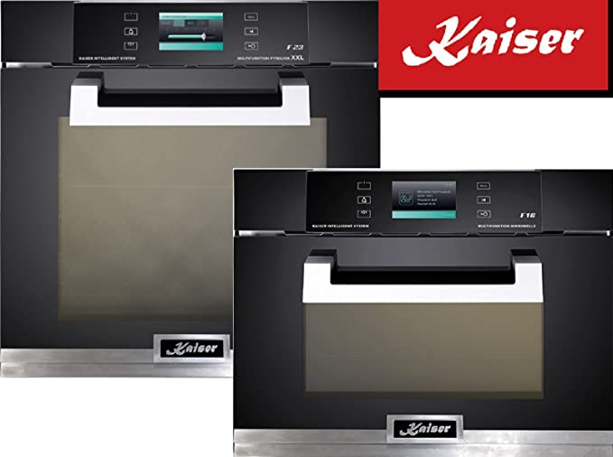 Kaiser EH 6311 pyrolyse XXL empotrable del Horno 73L ...