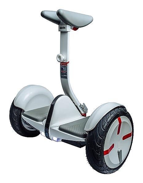 Ninebot by Segway MiniPro 320 Scooter Auto balanceado 18 kmh Blanco - Scooters Auto balanceados (18 kmh, 30 km, 15°, Blanco, 100 kg, 26,6 cm)