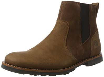 Timberland Kendrick Chelsea Pull-on, Bottes Homme, Marron (Potting Soil), a0aade31c7f4