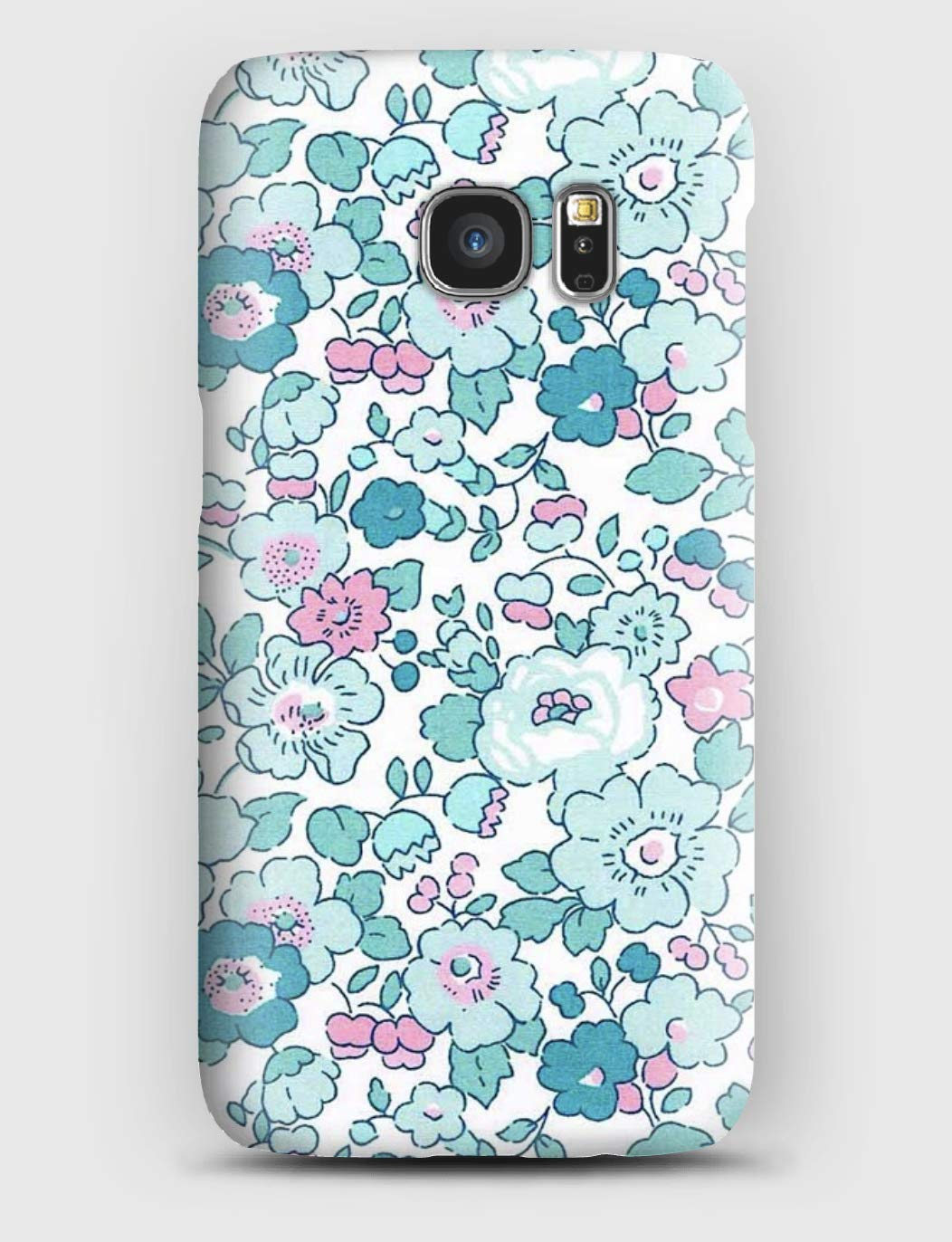 Liberty Betsy Y, coque pour Samsung S5, S6, S7, S8, S9, A3, A5, A7,A8, J3, J5, Note 4, 5, 8,9,Grand prime,