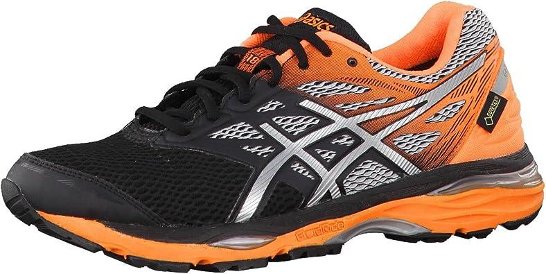 Asics 18 G-TX - Zapatillas para correr Gel-Cumulus, color negro, color Negro, talla 4,5 C/D: Amazon.es: Zapatos y complementos