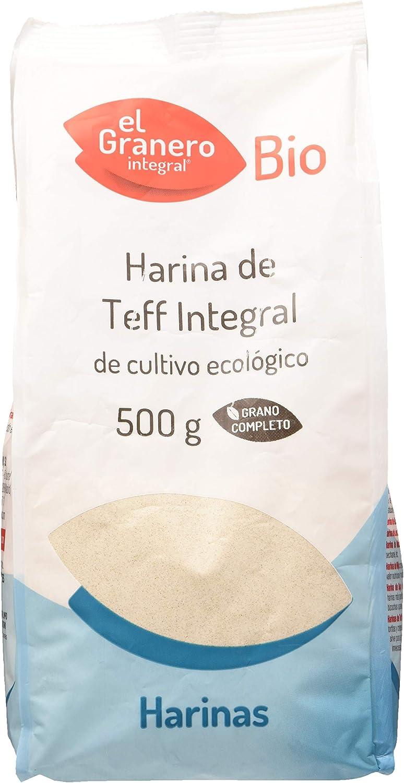 Harina de teff ecológico EL GRANERO (500 gr)