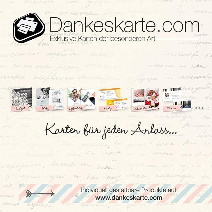 Dankeskarte.com Decoración para tarta de boda, cristal acrílico negro, tamaño XL, decoración para tartas, diseño de la Torre de Cake Topper, figura ...
