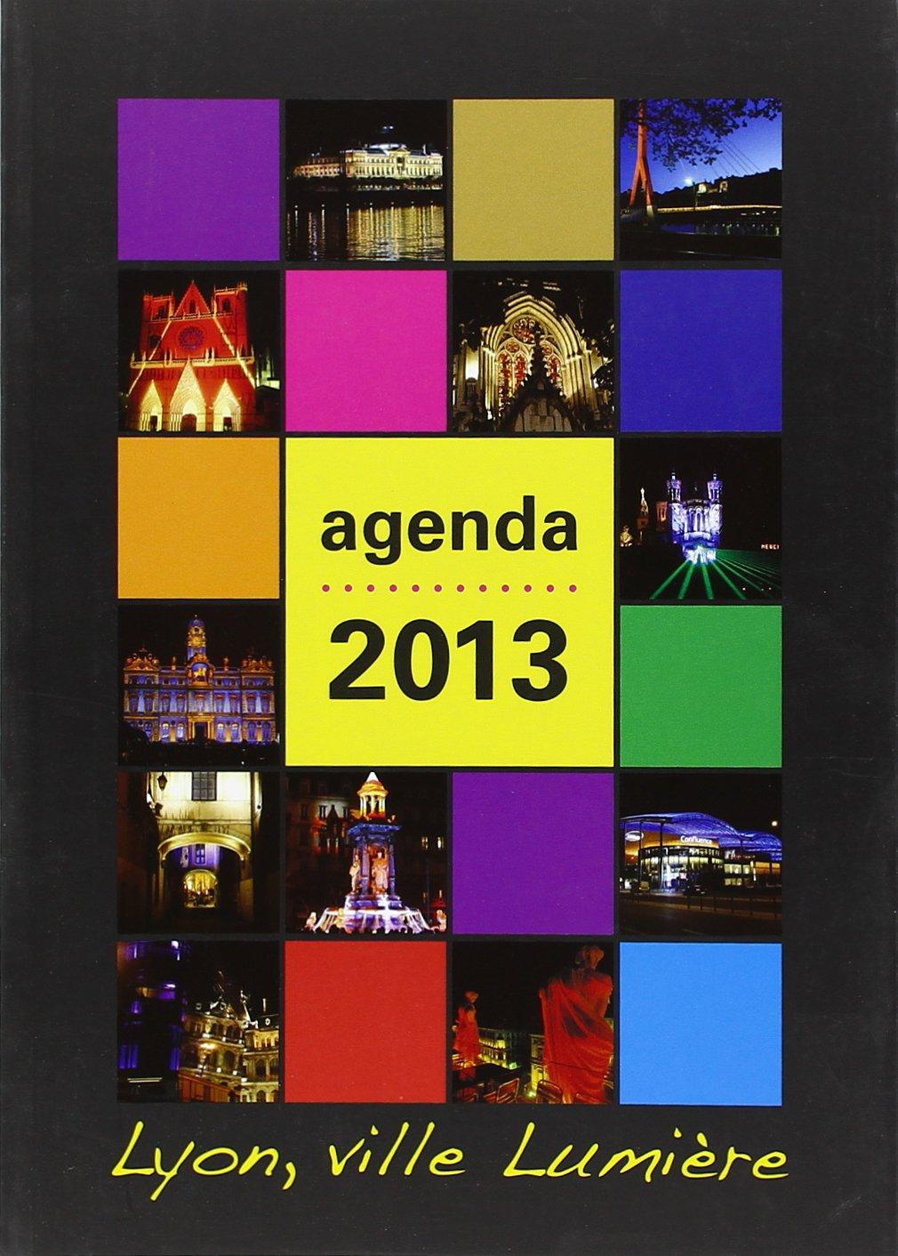 Agenda 2013 Lyon, Ville Lumiere: Amazon.es: Gambier/Gerald ...