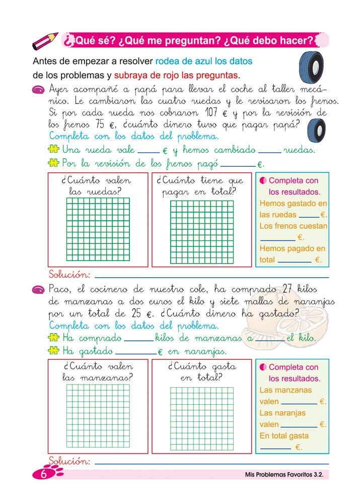 Mis Problemas Favoritos 3.2: José Martínez Romero: 9788492236862: Amazon.com: Books