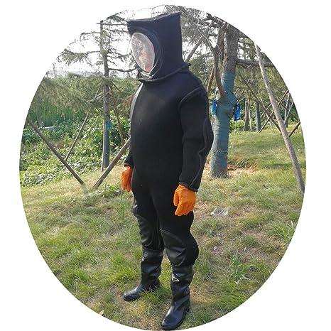 JXS-outdoor Traje de Apicultura Profesional, Traje de ...