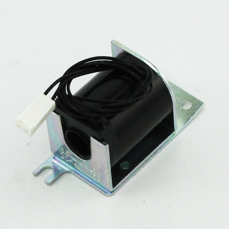 Dispensador de hielo Solenoid para General Electric ERWR62X10055 WR62X10055, Hotpoint, 13.5 watts: Amazon.es: Hogar