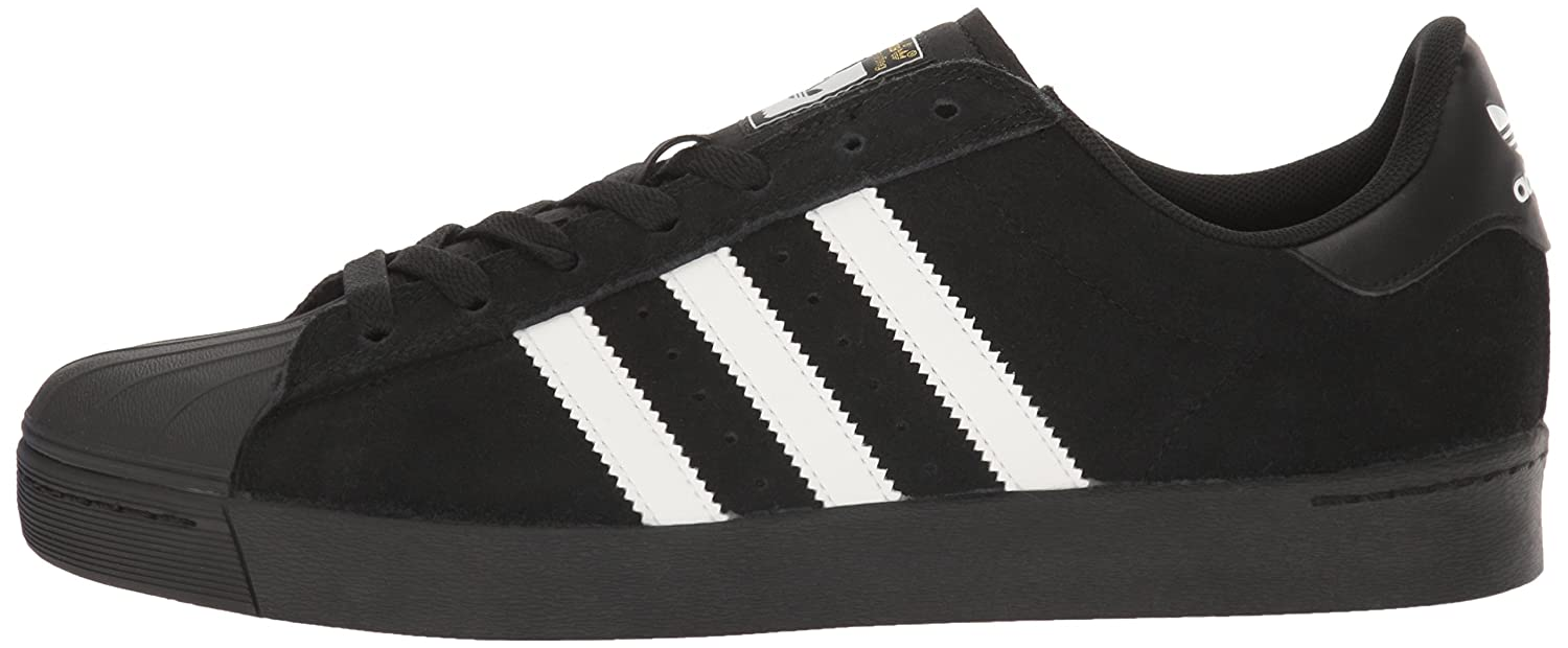adidas Originals Shoes Men's Superstar Vulc Adv Shoes Originals B01D0FPGSM 4.5 M US|Core Black/White/Core Black e2419e