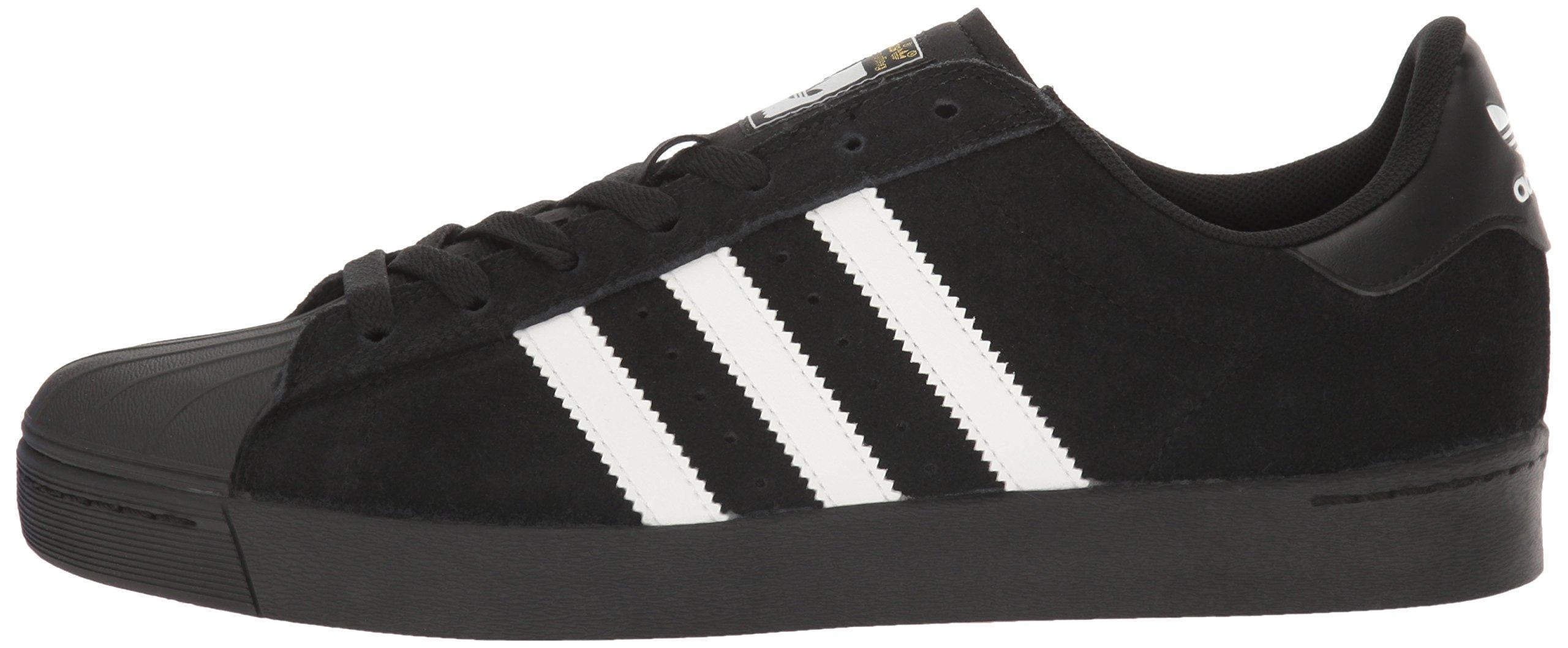 premium selection da6b5 cc919 adidas Originals Men s Shoes   Superstar Vulc Adv, Core Black White Core  Black, (11.5 M US) - AQ6861-100-11.5 M US   Skateboarding   Clothing, ...