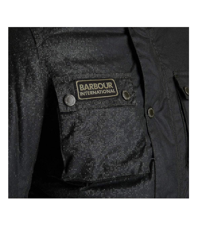 Barbour Giubbino Blackwell Wax jkt bacps1451 sg51 Verde cerato fw 18: Amazon.es: Deportes y aire libre