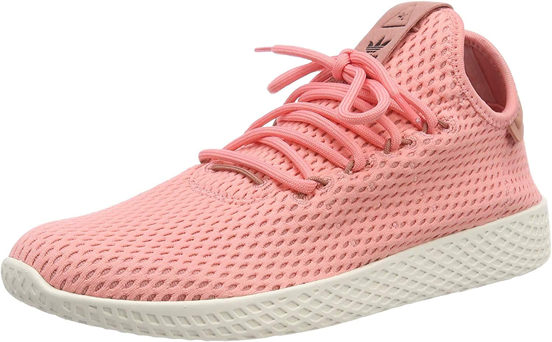 Adidas - Pw Tennis Hu - Basket - Femme Rose Rosnat