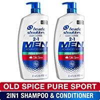 Deals on 2-Pack Head and Shoulders Shampoo and Conditioner 31.4 Fl Oz