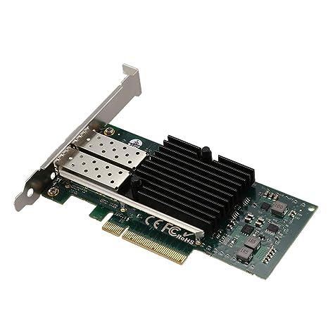 REFURBISHHOUSE Tarjeta de Red para Intel Pcie X1 Intel I210 ...