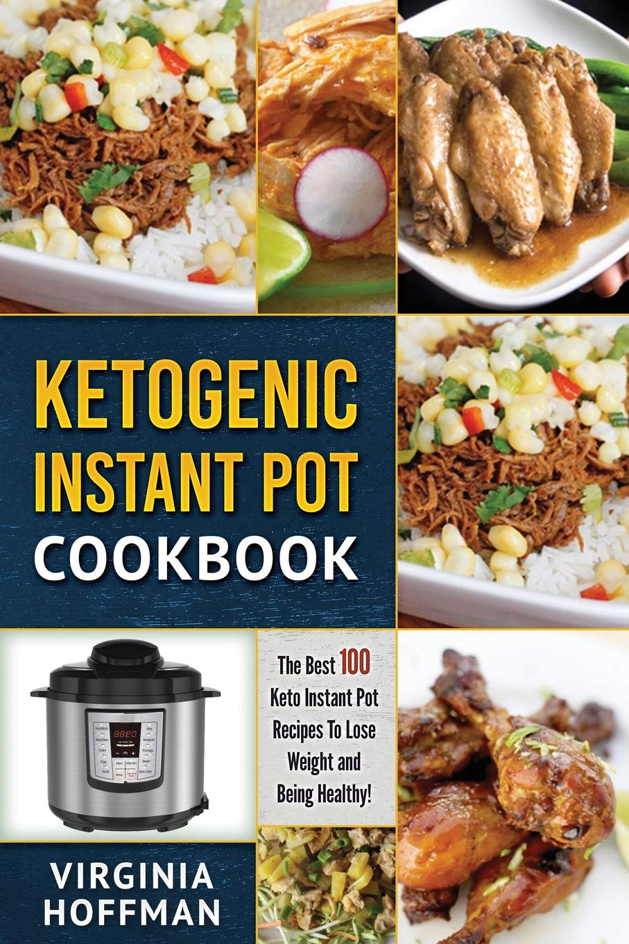 Watch This New Instant Pot Cookbook Makes Losing Weight Damn Easy video
