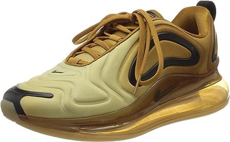 Nike Wmns Air MAX 720 Ar9293-700, Zapatillas para Mujer, Dorado (Gold Ar9293/700), 38.5 EU
