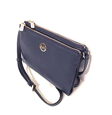 8468ad0dc14e Michael Kors Signature Fulton EW Crossbody Bag: Handbags: Amazon.com