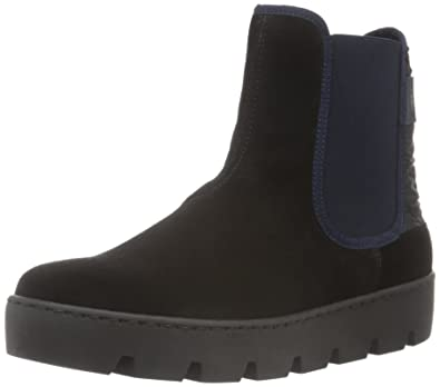 Napapijri Footwear Jenny, Chelsea Boots Femme, Noir (Black N00), 39 EU