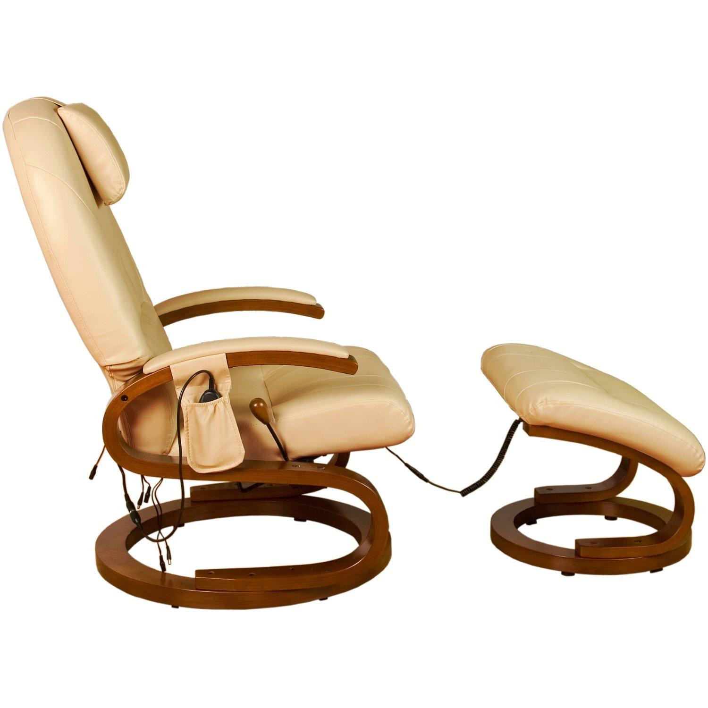Stilista Massagesessel Im S Design Farbvarianten Heizfunktion