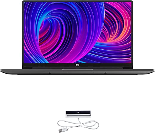 Mi Notebook Horizon Edition 14 Core i7 10th Gen – (8 GB/512 GB SSD/Windows 10 Home/2 GB Graphics) JYU4246IN Thin and Light Laptop  (14 inch, Grey, 1.35 kg)