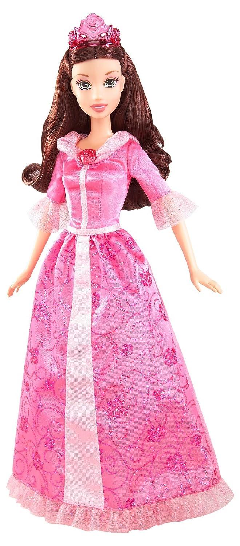 Amazon Disney Princess Sing A Long Belle Doll Toys Games