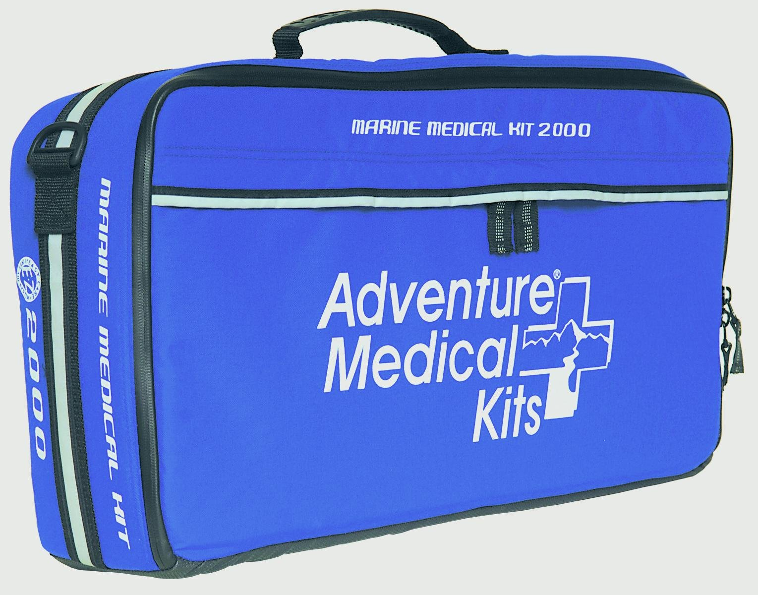 Adventure® Medical Kits Marine 2000, Marine First Aid Kit, Offshore Sailing, Cruising, Fishing, 12 lbs. 4 oz.
