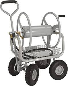 Best Hose Reel Cart With Wheels Reviews Of 2021– Expert's Guide 2