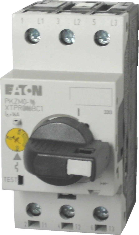 NEW EATON XTPR001BC1 MANUAL MOTOR STARTER-PROTECTOR