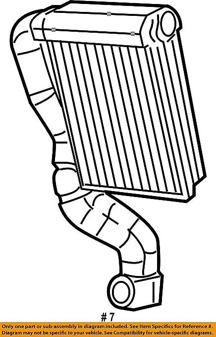 Amazon Com Mopar 6815 3751aa Ac Evaporator Core Automotive