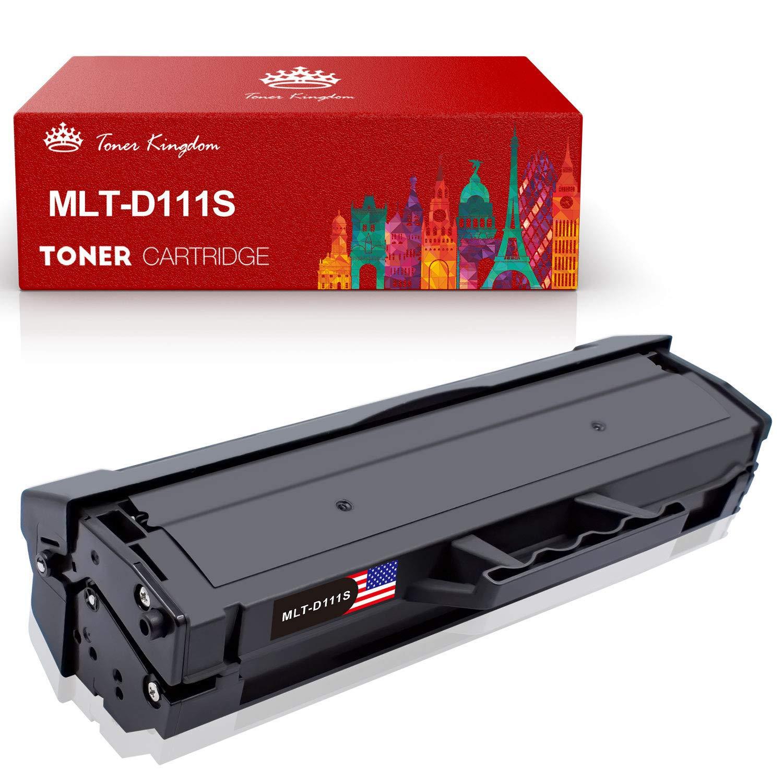 Toner Kingdom Compatible Cartucho Toner para Samsung MLT-D111S ...