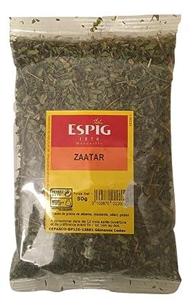 epice libanaise zaatar