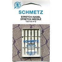 Rango de Schmetz elástico aguja (paquetes de 5)–varios